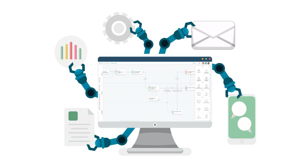 Почему стоит автоматизировать процессы на предприятии с помощью платформы BPM?