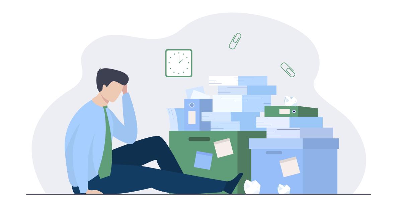 Pudło czy e-archiwum – jak efektywnie zarządzać obiegiem dokumentów?